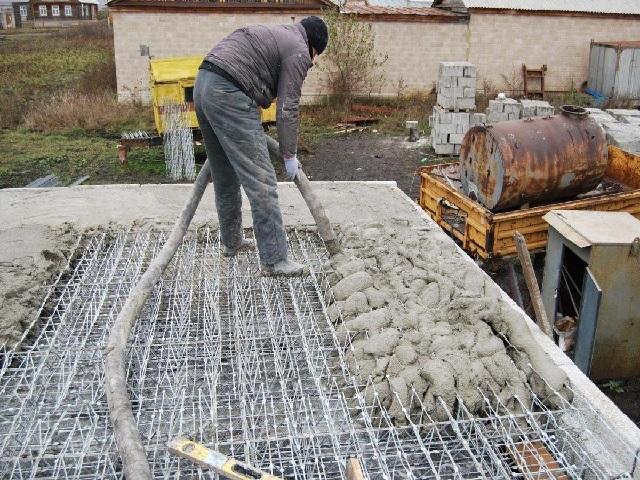 Купить готовый бетон в керчи проект дома из керамзитобетона с мансардой